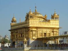 Amritsar, santuario sik, Punjab, India del Nord