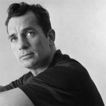 "Jack Kerouac, l'autore di ""On the Road"", 1951"
